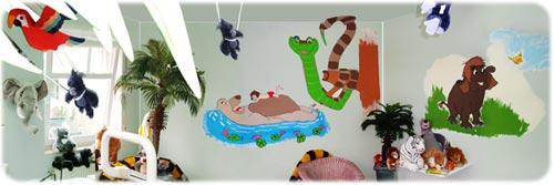 Unser Kinderbehandlungszimmer