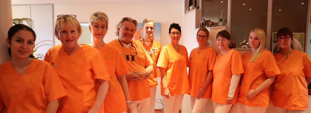 Team Praxis Dr. Langhanke und Kollegen 2020 Bild 1